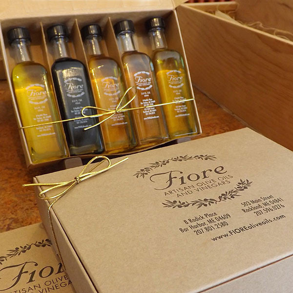 Custom fiore gift pack fiore artisan olive oils vinegars custom fiore gift pack negle Images