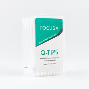Focus V Q-Tips Isopropyl Alcohol Swabs