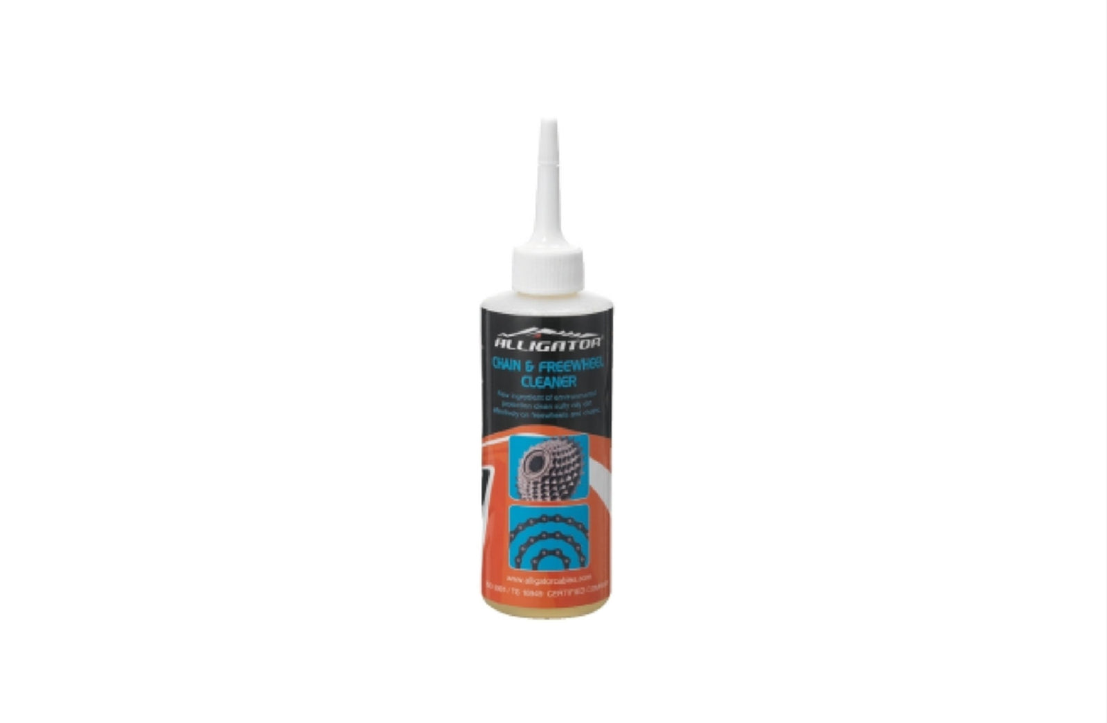 Alligator Chain & Free Wheel Cleaner 120ml