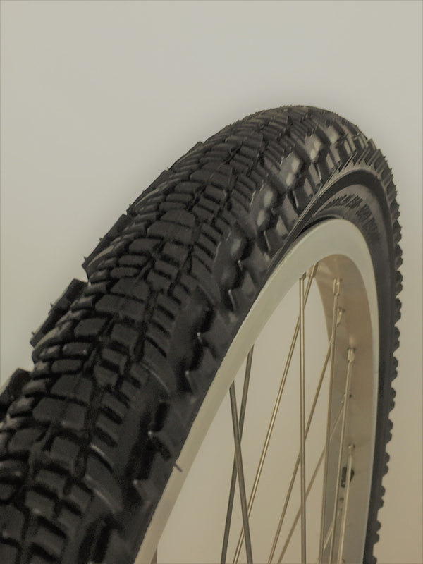 HS508 Semi Slick MTB Tyre Black '14