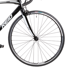 Road Wheelset 700C (Cass) Black