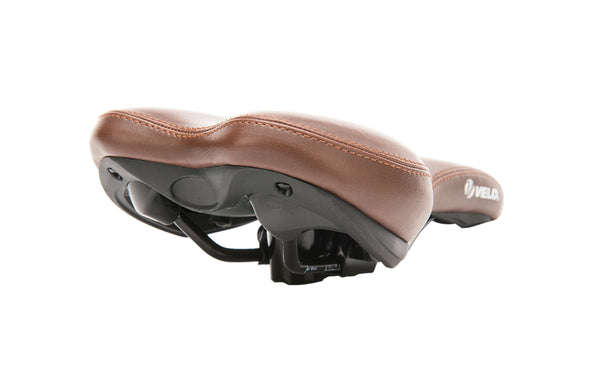Velo Ladies Saddle VL4252 Brown