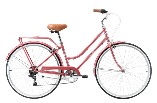 Reid Vintage Ladies Classic Plus Rose Gold Rose Gold / S Rose Gold S  Reid Cycles AU