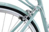 Ladies Lite Vintage Bike in Sage rear Dual-Pivot Caliper Brake from Reid Cycles Australia