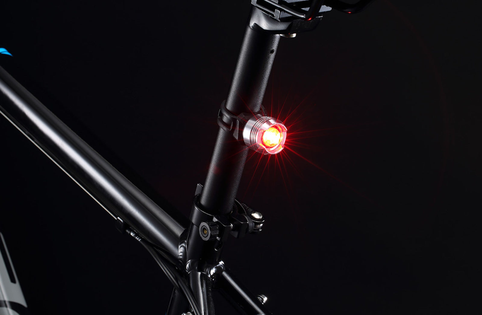 Reid Reid Nightowl Light Set Silver     Reid Cycles AU
