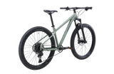 Vice 3.0 Mountain Bike in Green on rear angle from Reid Cycles Australia
