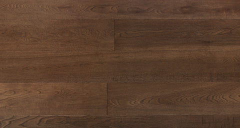 Oak Bruno Olivia - Francesca Signatured Brushed Hardwood Flooring