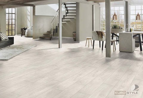 EuroStyle German Laminate Flooring - Aspen Oak