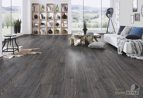 EuroStyle German Laminate Flooring - Bedrock Oak