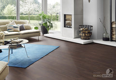 EuroStyle German Laminate Flooring - Black Oak