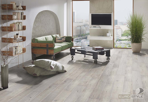 EuroStyle German Laminate Flooring - Enchanted Oak