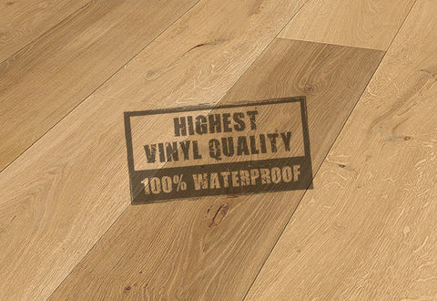 Long Beach Avant-Garde Waterproof Vinyl Plank