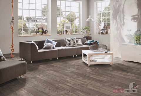 EuroStyle German Laminate Flooring - Relic Oak EuroTrend