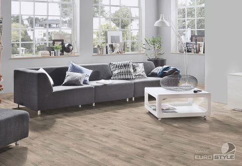 EuroStyle German Laminate Flooring - Rushmore Chestnut