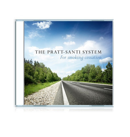 Pratt - Santi System For Smoking Cessation 2 Track mp3 Set including a daily reinforcement subliminal track (Track 1 - 1:06:12)   (Track 2  - 1:06:07)