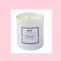 Internal Peace Soy Candle