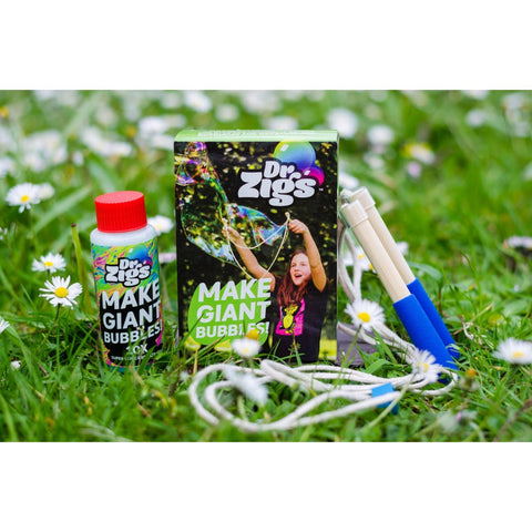 Dr Zigs Giant Bubble Travel Kit