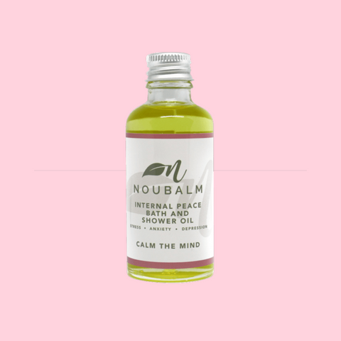 Noubalm Internal Peace Bath & Shower Oil