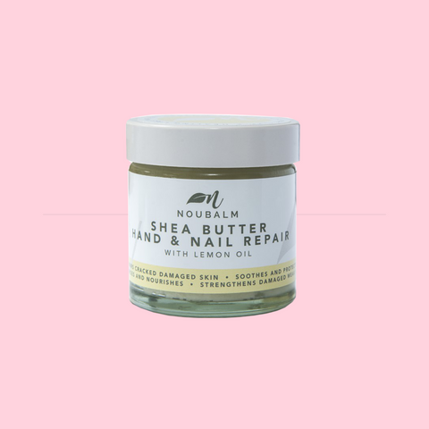 Noubalm Shea Butter Hand Repair With Lemon Oil