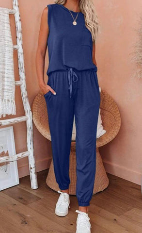 Summer Loungewear Set