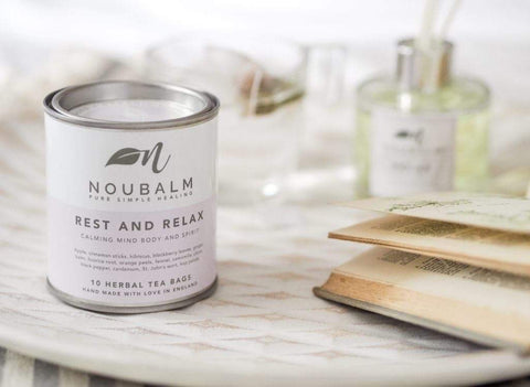 Noubalm Rest And Relax Tea