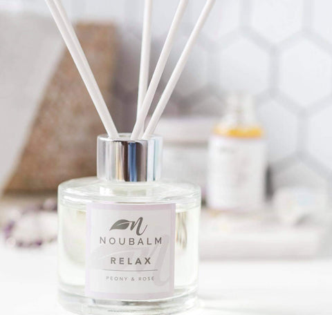 Noubalm Natural Reed Diffuser