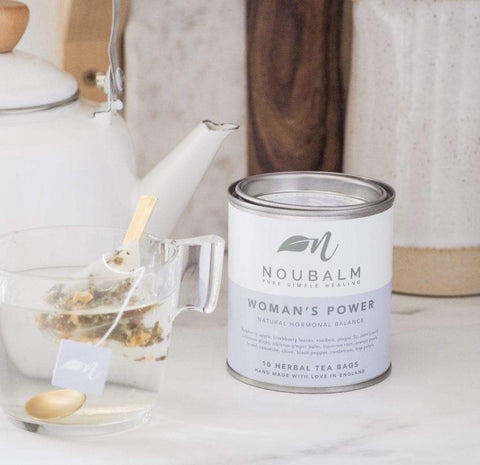 Noubalm's Woman's Power Tea
