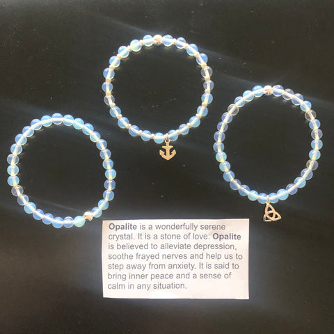 Opalite Crystal Jewellery Collection