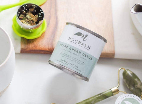 Noubalm Super Green Detox Tea