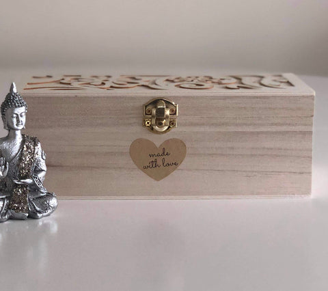 Large Crystal Wellbeing Box