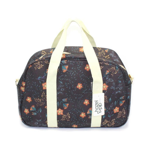 Tudor Rose Weekend Bag With Matching Wash bag