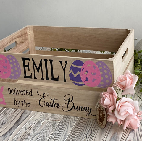Personalised Easter Gift Hamper