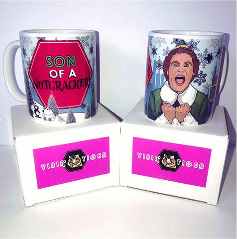 Elf Mug Collection