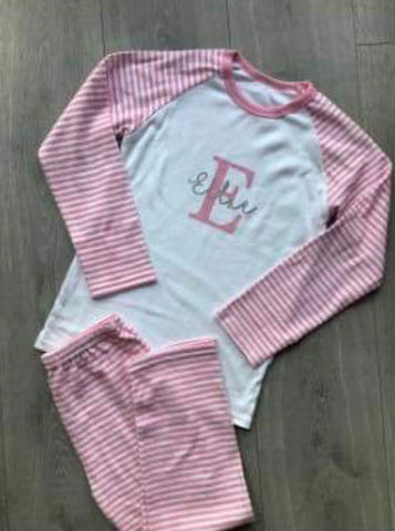 Kids Personalised Pyjamas