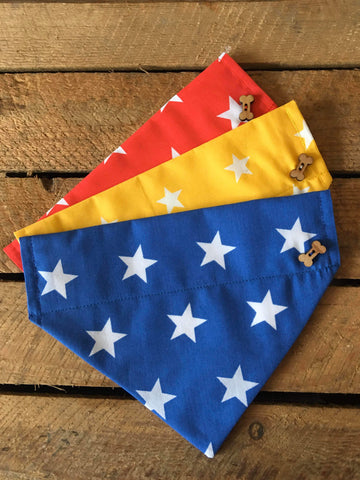 Bright Star Design Doggy Bandanas