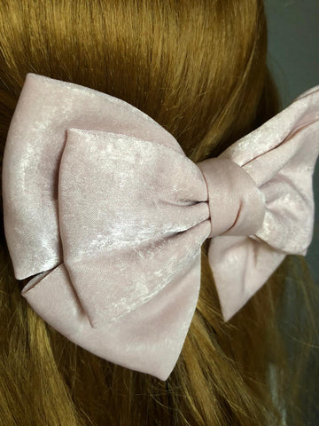 Dusty Hair Bow