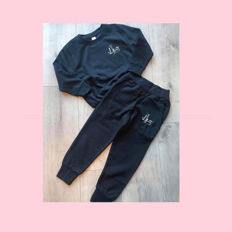 Kids Personalised Tracksuit