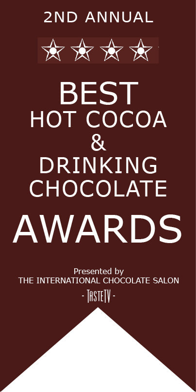 International Chocolate Salon Drinking Chocolate Winner