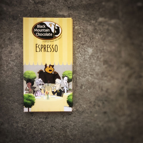 Espresso Dark Chocolate Bar