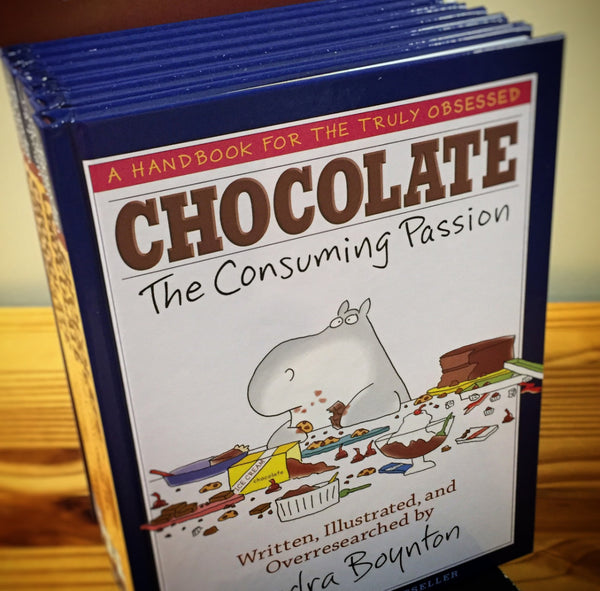 CHOCOLATE: The Consuming Passion