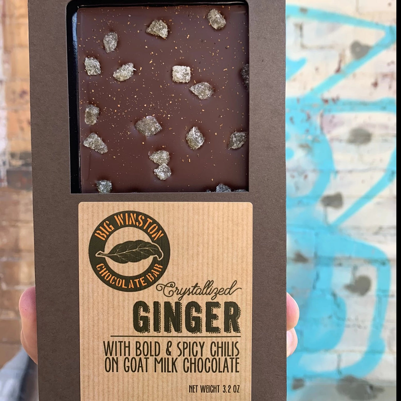 Ginger-Chili Big Winston Bar
