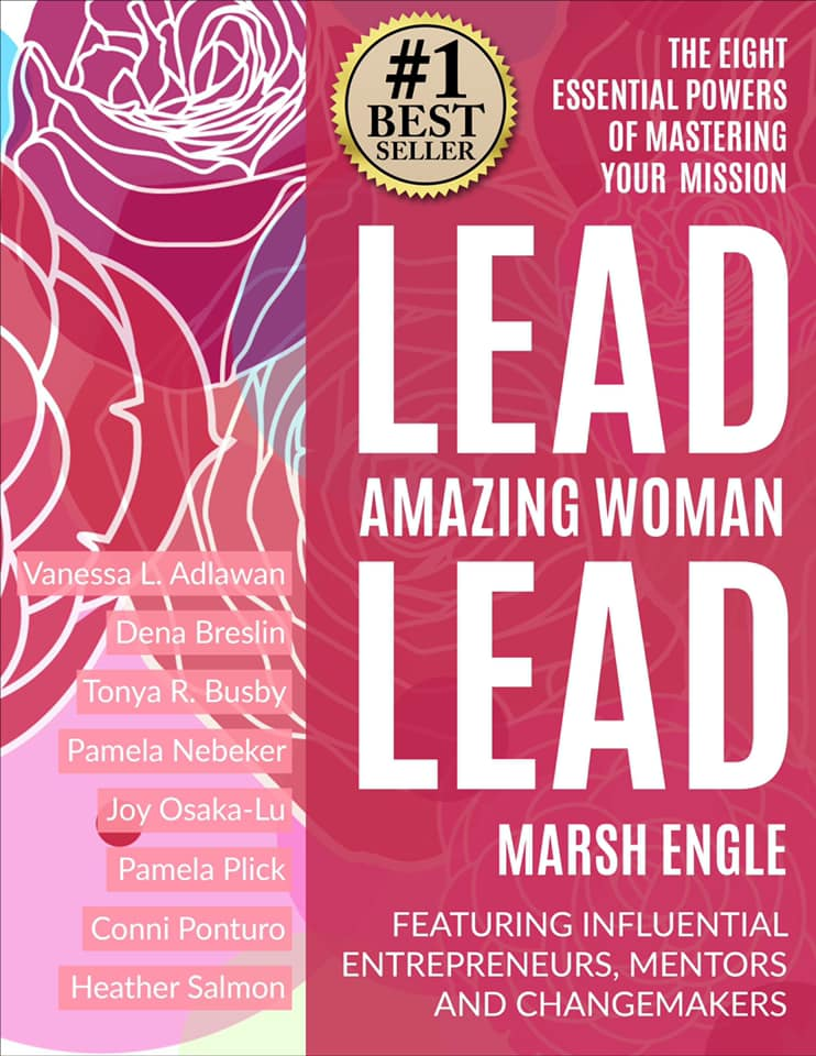 Lead Amazing Woman Lead