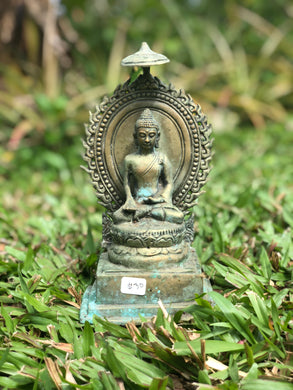 Buddha Statue Perfect Pose