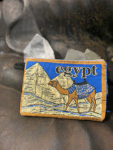 Load image into Gallery viewer, Egyptian Zipper Pouch