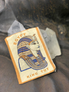 Egyptian Zipper Pouch