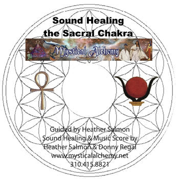 Sacral Chakra Tribal Sound Bath