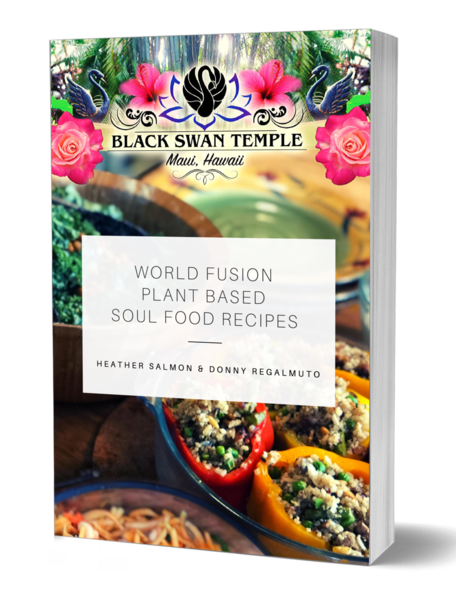 World Fusion Plant Based Recipe Book