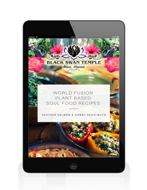 World Fusion Plant Based Recipe eBook