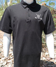Load image into Gallery viewer, Chuco Executive Polo- Black