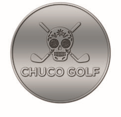 Chuco Ball Marker- Antique Nickle